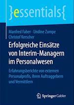 Erfolgreiche Einsatze von Interim-Managern im Personalwesen
