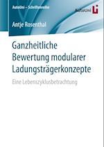 Ganzheitliche Bewertung modularer Ladungstragerkonzepte (Autouni Schriftenreihe)