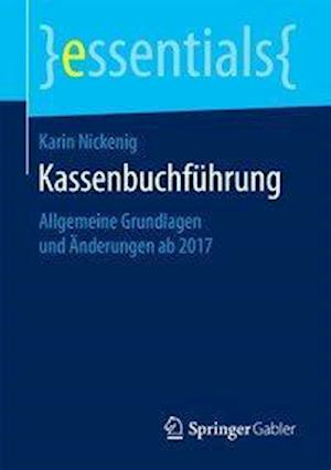 Bog, paperback Kassenbuchfuhrung af Karin Nickenig