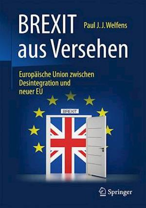 Bog, hardback Brexit Aus Versehen af Paul J J Welfens