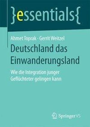 Bog, paperback Deutschland Das Einwanderungsland af Ahmet Toprak