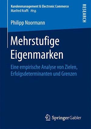 Bog, paperback Mehrstufige Eigenmarken af Philipp Noormann
