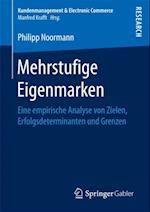 Mehrstufige Eigenmarken af Philipp Noormann