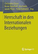 Herrschaft in Den Internationalen Beziehungen