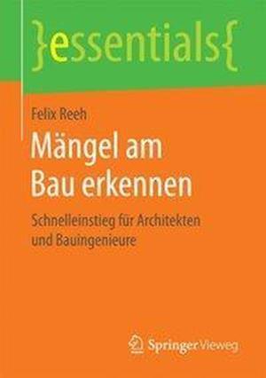 Bog, paperback Mangel Am Bau Erkennen af Ra Felix Reeh