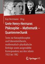 Grete Henry-Hermann af Kay Herrmann