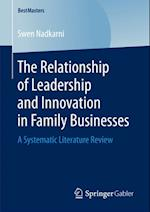 Relationship of Leadership and Innovation in Family Businesses af Swen Nadkarni
