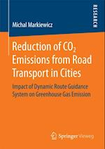 Reduction of CO2 Emissions from Road Transport in Cities af Michal Markiewicz