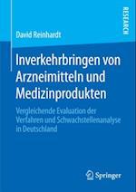 Inverkehrbringen von Arzneimitteln und Medizinprodukten af David Reinhardt