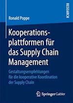 Kooperationsplattformen Fur Das Supply Chain Management