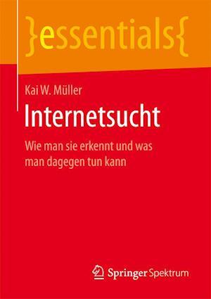 Bog, paperback Internetsucht af Kai W Muller