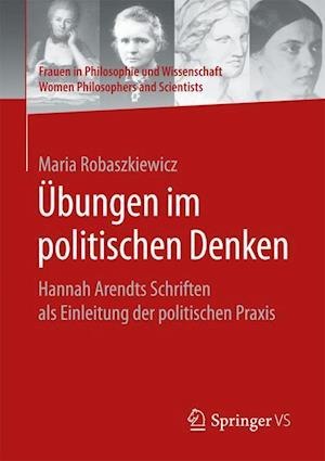 Bog, paperback Ubungen Im Politischen Denken af Maria Robaszkiewicz