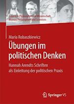 Ubungen Im Politischen Denken (Frauen in Philosophie Und Wissenschaft Women Philosophers a)
