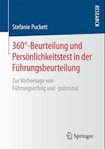 360(deg)-Beurteilung und Personlichkeitstest in der Fuhrungsbeurteilung af Stefanie Puckett