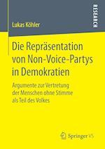 Die Reprasentation Von Non-Voice-Partys in Demokratien