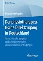 Der Physiotherapeutische Direktzugang in Deutschland (Best of Therapie)