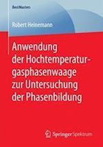 Anwendung Der Hochtemperaturgasphasenwaage Zur Untersuchung Der Phasenbildung (Bestmasters)
