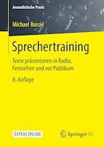 Sprechertraining (Journalistische Praxis)