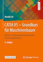 Catia V5 - Grundkurs Fur Maschinenbauer