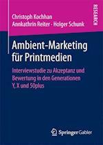Ambient-Marketing Fur Printmedien