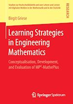 Learning Strategies in Engineering Mathematics : Conceptualisation, Development, and Evaluation of MP²-MathePlus