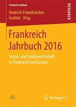 Frankreich Jahrbuch 2016 (Frankreich Jahrbuch)