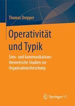 Operativitat Und Typik af Thomas Drepper