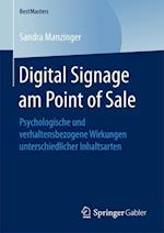 Digital Signage Am Point of Sale (Bestmasters)