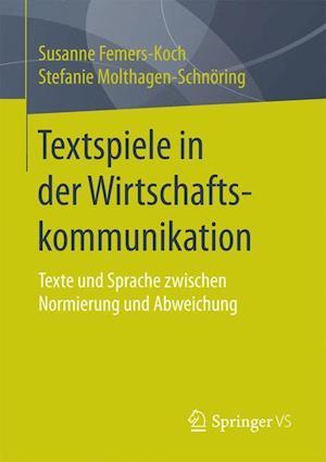 Textspiele in der Wirtschaftskommunikation
