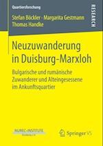 Neuzuwanderung in Duisburg-Marxloh af Stefan Bockler, Margarita Gestmann, Thomas Handke