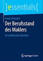Der Berufsstand des Maklers af Daniel Gerbaulet