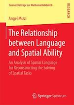 The Relationship between Language and Spatial Ability : An Analysis of Spatial Language for Reconstructing the Solving of Spatial Tasks