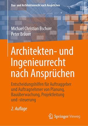 Architekten- und Ingenieurrecht nach Ansprüchen