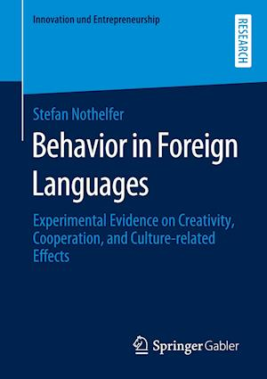 Behavior in Foreign Languages
