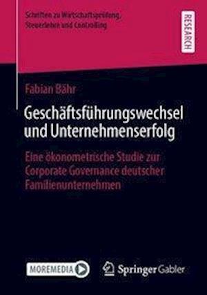 Geschäftsführungswechsel Und Unternehmenserfolg