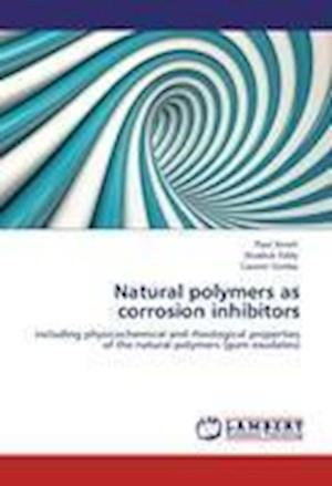 Natural polymers as corrosion inhibitors
