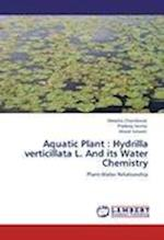 Aquatic Plant : Hydrilla verticillata L. And its Water Chemistry