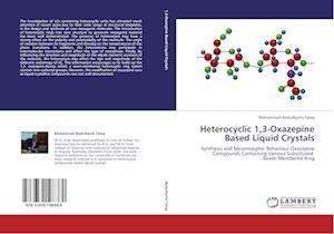 Heterocyclic 1,3-Oxazepine Based Liquid Crystals