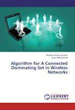 Algorithm for a Connected Dominating Set in Wireless Networks