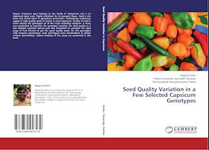 Seed Quality Variation in a Few Selected Capsicum Genotypes