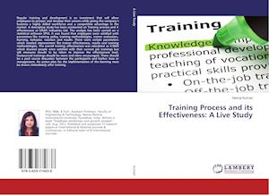 Training Process and its Effectiveness: A Live Study