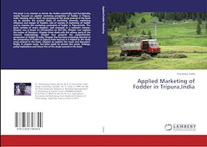 Applied Marketing of Fodder in Tripura,India