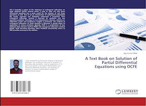 A Text Book on Solution of Partial Differential Equations using OCFE