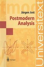 Postmodern Analysis (Universitext)