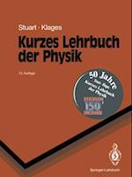 Kurzes Lehrbuch der Physik af Herbert A. Stuart