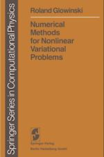 Numerical Methods for Nonlinear Variational Problems (SCIENTIFIC COMPUTATION)