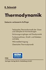 Einfuhrung in die Technische Thermodynamik und in die Grundlagen der chemischen Thermodynamik