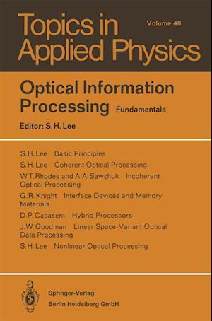Optical Information Processing: Fundamentals