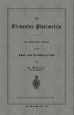 Die Elementar-Planimetrie af H. Muller