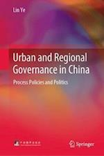 Urban and Regional Governance in China